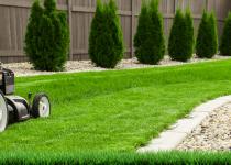 lawn care taker